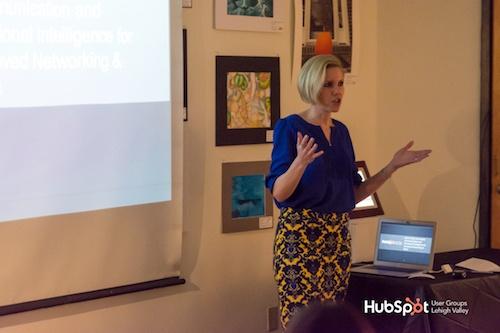 Melissa Smith LVHUG Presentation