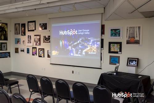March 2018 Pre LVHUG Set up